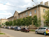 Kazan, Gagarin st, house 83. Apartment house