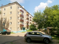 Kazan, Gagarin st, house 109. Apartment house