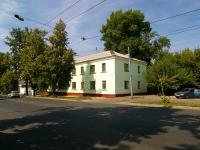Казань, улица Патриса Лумумбы, дом 13. многоквартирный дом