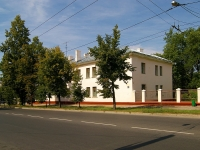 Kazan, Patris Lumumba st, house 17. Apartment house