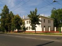 Казань, улица Патриса Лумумбы, дом 17. многоквартирный дом
