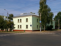 Казань, улица Патриса Лумумбы, дом 23. многоквартирный дом