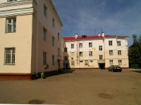 Kazan, Patris Lumumba st, house 24. Apartment house