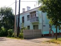 Казань, улица Патриса Лумумбы, дом 34. многоквартирный дом