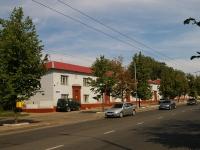 Казань, улица Патриса Лумумбы, дом 37. многоквартирный дом