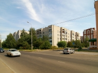 Kazan, Patris Lumumba st, house 54. Apartment house