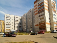 Kazan, Patris Lumumba st, house 62. Apartment house