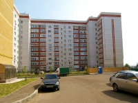 Kazan, Patris Lumumba st, house 64. Apartment house