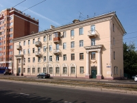 Kazan, Gvardeyskaya st, house 10. Apartment house