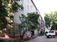 Казань, улица Гвардейская, дом 11. многоквартирный дом
