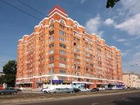 Казань, улица Гвардейская, дом 14. многоквартирный дом
