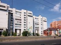 Казань, улица Гвардейская, дом 16А. многоквартирный дом