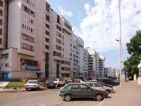 Казань, улица Гвардейская, дом 16Б. многоквартирный дом