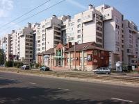 Казань, улица Гвардейская, дом 16В. многофункциональное здание