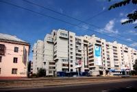 Казань, улица Гвардейская, дом 16. многоквартирный дом