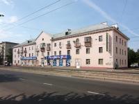 Kazan, Gvardeyskaya st, house 20. Apartment house