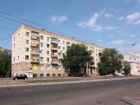 Казань, улица Гвардейская, дом 22. многоквартирный дом