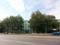 neighbour house: st. Gvardeyskaya, house 32. hostel Казанского федерального университета