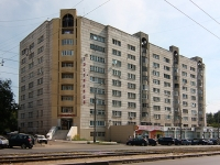 neighbour house: st. Gvardeyskaya, house 35. Apartment house