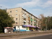 neighbour house: st. Gvardeyskaya, house 38. Apartment house