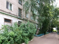 Kazan, Gvardeyskaya st, house 38. Apartment house