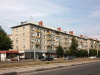 neighbour house: st. Gvardeyskaya, house 44. Apartment house