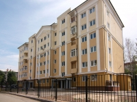 neighbour house: st. Gvardeyskaya, house 46В. Apartment house