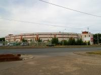Kazan, Gvardeyskaya st, house 54А. garage (parking)