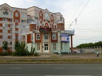 neighbour house: st. Gvardeyskaya, house 56А. office building