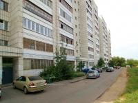 Казань, улица Гвардейская, дом 59. многоквартирный дом