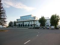 Казань, улица Девятаева, дом 1. порт Казанский речной порт
