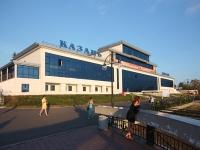 喀山市, 港口 Казанский речной порт, Devyataeva st, 房屋 1