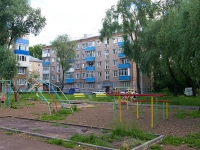 neighbour house: avenue. Ibragimov, house 3. Apartment house