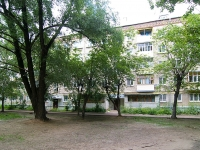 Kazan, Ibragimov avenue, house 4. Apartment house