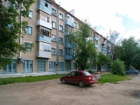 Kazan, avenue Ibragimov, house 5. Apartment house