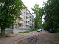 neighbour house: avenue. Ibragimov, house 6. Apartment house