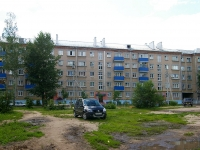 Kazan, avenue Ibragimov, house 9. Apartment house