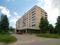 neighbour house: avenue. Ibragimov, house 12. Apartment house