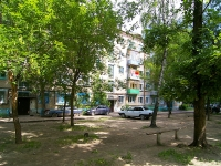 neighbour house: avenue. Ibragimov, house 13. Apartment house