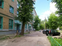 Kazan, Ibragimov avenue, house 19. Apartment house
