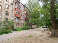neighbour house: avenue. Ibragimov, house 20. Apartment house