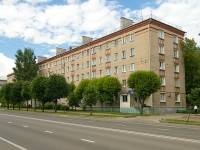 Kazan, Ibragimov avenue, house 23. Apartment house