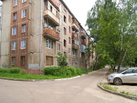 neighbour house: avenue. Ibragimov, house 24. Apartment house