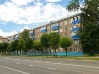 neighbour house: avenue. Ibragimov, house 25. Apartment house