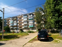 neighbour house: avenue. Ibragimov, house 26А. Apartment house