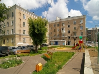 Kazan, Ibragimov avenue, house 26. Apartment house