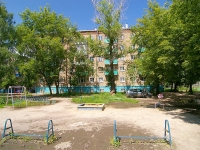 neighbour house: avenue. Ibragimov, house 27. Apartment house