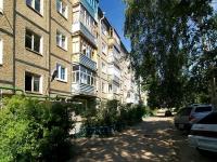 Kazan, Ibragimov avenue, house 28А. Apartment house