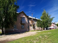 neighbour house: avenue. Ibragimov, house 30. Apartment house