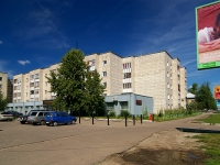 neighbour house: avenue. Ibragimov, house 32А. Apartment house